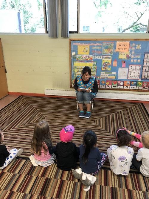 英語力がなくても現地の幼稚園でボランティアできました!