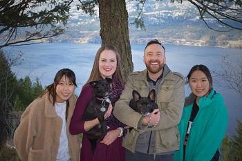 カナダ高校留学♬大学合格も決まり日本帰国!